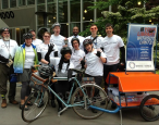Seattle Public Library launches Books on Bikes program