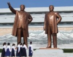 North Korea: your source for bombastic monuments