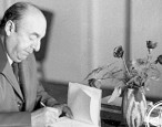 Chilean judge orders police to find mysterious man who may have killed Pablo Neruda