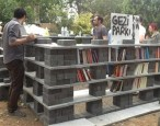 Turkish publishing houses unite in Gezi Park to distribute books