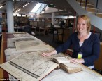 Calf's head hash, and other recipes: librarian discovers 300 year old cook book