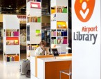 Libraries join forces with local airports