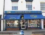 Independent Booksellers Week: Q&A with Keith Smith from Warwick and Kenilworth Bookshops
