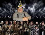 Happy birthday, George R.R. Martin