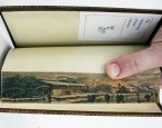Reading between the pages: the art of fore-edge painting
