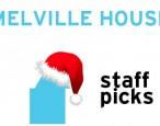 Melville House holiday staff picks 2013