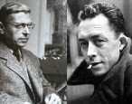 J. Edgar Hoover's FBI files on Sartre and Camus