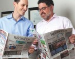 Owner of the Orange County Register opens LA Times competitor