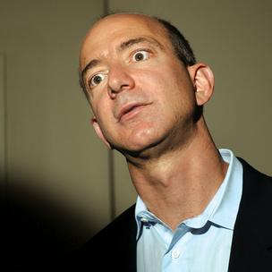 Jeff Bezos tops <i>Vanity Fair</i>'s New Establishment list, because of course he does