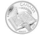 Royal Canadian Mint releases a commemorative Alice Munro coin