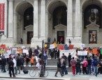 "Lawsuit compares Bloomberg administration's decision on NYPL Central Library Plan to a ""fourth grade book report"""