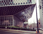 The Seattle Public Library celebrates its 10th anniversary