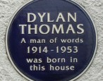 Dylan Thomas drinking song discovered