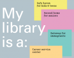 New York City library systems ask for support as circulation and visits rise