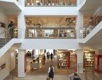 A bookshop, a landmark, and a legacy: meet the architect who redesigned Foyles Charing Cross Road