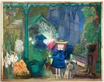Exploring Ludwig Bemelmans's New York