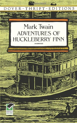 satire in the adventures of huckleberry finn by mark twain A summary of notice and explanatory in mark twain's the adventures of huckleberry finn learn exactly what happened in this chapter, scene, or section of the adventures of huckleberry finn and what it means.