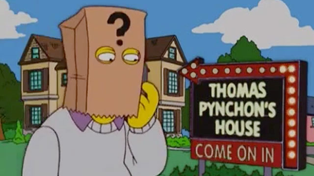 Two for Tuesday: President Obama should invite Thomas Pynchon to the White House