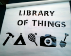 """In the spirit of the """"sharing economy,"""" the Sacramento Public Library launches a """"Library of Things"""""""