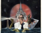 Ray Bradbury's weird art collection sells for almost $500,000