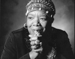 Maya Angelou on how to get something for nothing