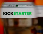 Just guess how many Kickstarter dollars went to publishing projects last year