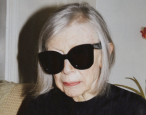 Joan Didion is the face of Céline's new ad campaign