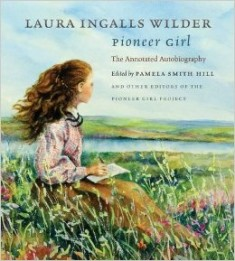 Laura Ingalls Wilder's annotated autobiography has been a surprise bestseller.