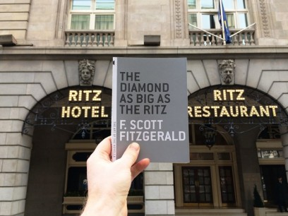 The life of john unger in the diamond as big as the ritz a novella by f scott fitzgerald