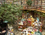 "The latest list of ""most beautiful bookstores"" is compiled by Architectural Digest"