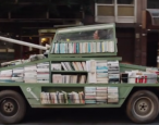 "Argentinian artist builds a ""weapon of mass instruction"""