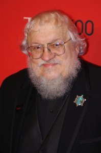 George R.R. Martin is urging science fiction fans to vote in the Hugo Awards. © David Shankbone / via Wikimedia Commons