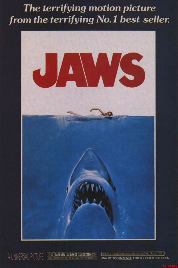 forty years later  the book jacket for  u0026quot jaws u0026quot   u00bb mobylives
