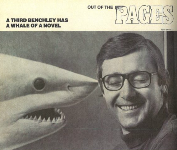 an analysis of the novel jaws written by peter benchley A detailed description of jaws characters and their character analysis this detailed literature summary also contains related titles on jaws by peter benchley.