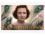United States Postal Service to issue the new Flannery O'Connor stamp this week