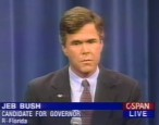 1995 book reveals that Jeb Bush is a fan of shame