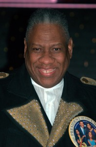 André Leon Talley has designed the windows for Rizzoli Bookstore's new space. © David Shankbone / via Wikimedia Commons