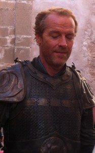 Game of Thrones actor Iain Glen says the cast is discouraged from reading George R.R. Martin's books. © Kosika / via Wikimedia Commons