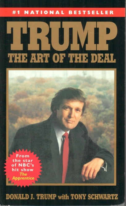 Should President Obama and the Iran negotiators have read Trump: The Art of the Deal?