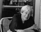Ursula Le Guin launches a fiction workshop, is inundated with requests within a day