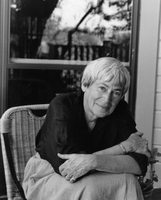 Ursula K. Le Guin is launching an online fiction workshop for aspiring writers. © Marian Wood Kolisch / via UrsulaKLeguin.com