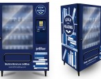 JetBlue's book vending machines