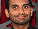 Aziz Ansari continues to leave signed books in his wake