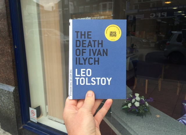 the death of ivan ilyich critical essays In the death of ivan ilyich, leo tolstoy writes of death coming at the wrong moment tolstoy, of course, was one of the russian realists, and in this short novel he exhibits the strength and characteristics of realism in literature.