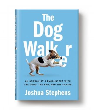 The Dog Walker mockup