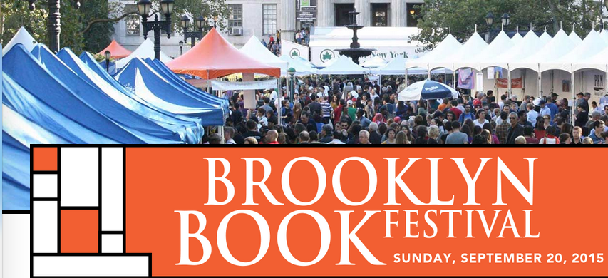 Come visit Melville House at the Brooklyn Book Festival this Sunday!