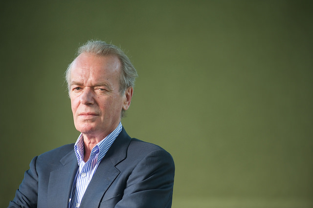 "Germaine Greer's 30,000-word love letter to Martin Amis and his ""tobacco hair"""
