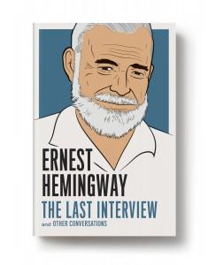 Ernest Hemingway white