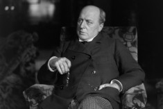 Henry James regularly burned manuscripts and correspondence he didn't want turning up after he was dead