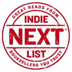 An Indie Next List pick for January 2016!